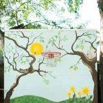 Burbank Montessori Academy Basketball Hoop