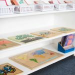 Burbank Montessori Academy Picture Cards and Puzzles