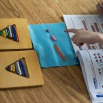 Burbank Montessori Academy Counting Beads 2