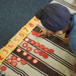 Burbank Montessori Academy Wooden Counters 2