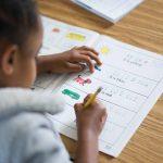Burbank Montessori Academy Language Workbook 3